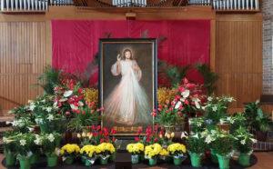 Divine Mercy Sunday @ Epiphany Church